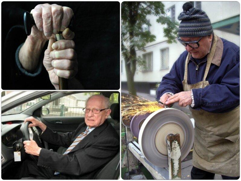Что будет работающим пенсионерам в 2017 году