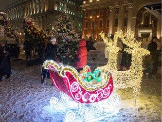 Фестиваль ярмарок Путешествие в Рождество 2017