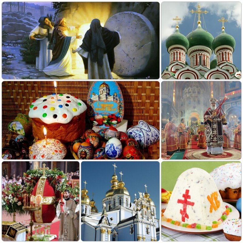 Пасха 2017 года. Какого числа православная и католическая