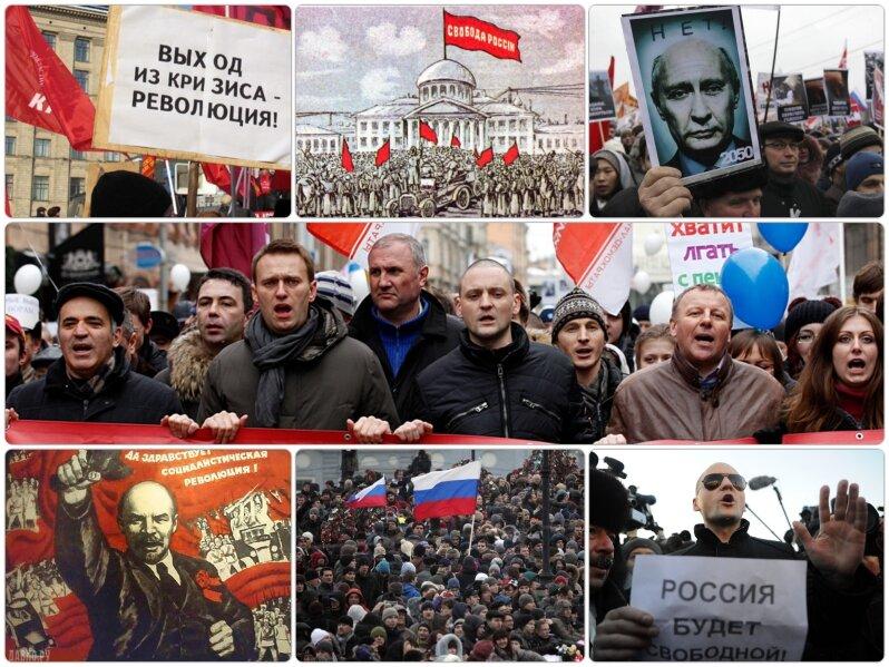 Возможна ли революция в России в 2017 году. Прогнозы, предсказания, последние новости