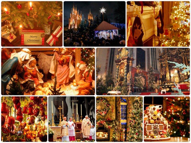 католическое рождество 2017 года