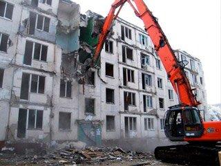 План сноса пятиэтажек в Москве 2016 - 2017