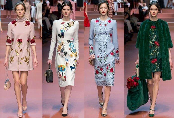 Мода юбки 2015 года