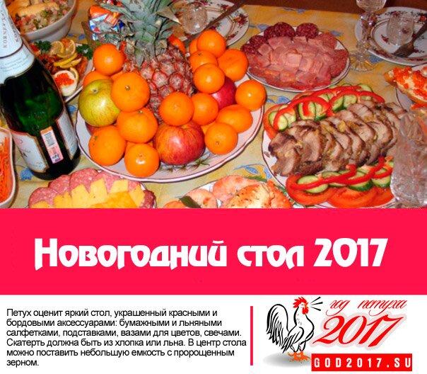 новогодний-стол-2017
