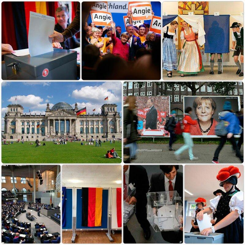 Выборы Канцлера в Германии 2017. Когда следующие, дата. Кандидаты, кто победит