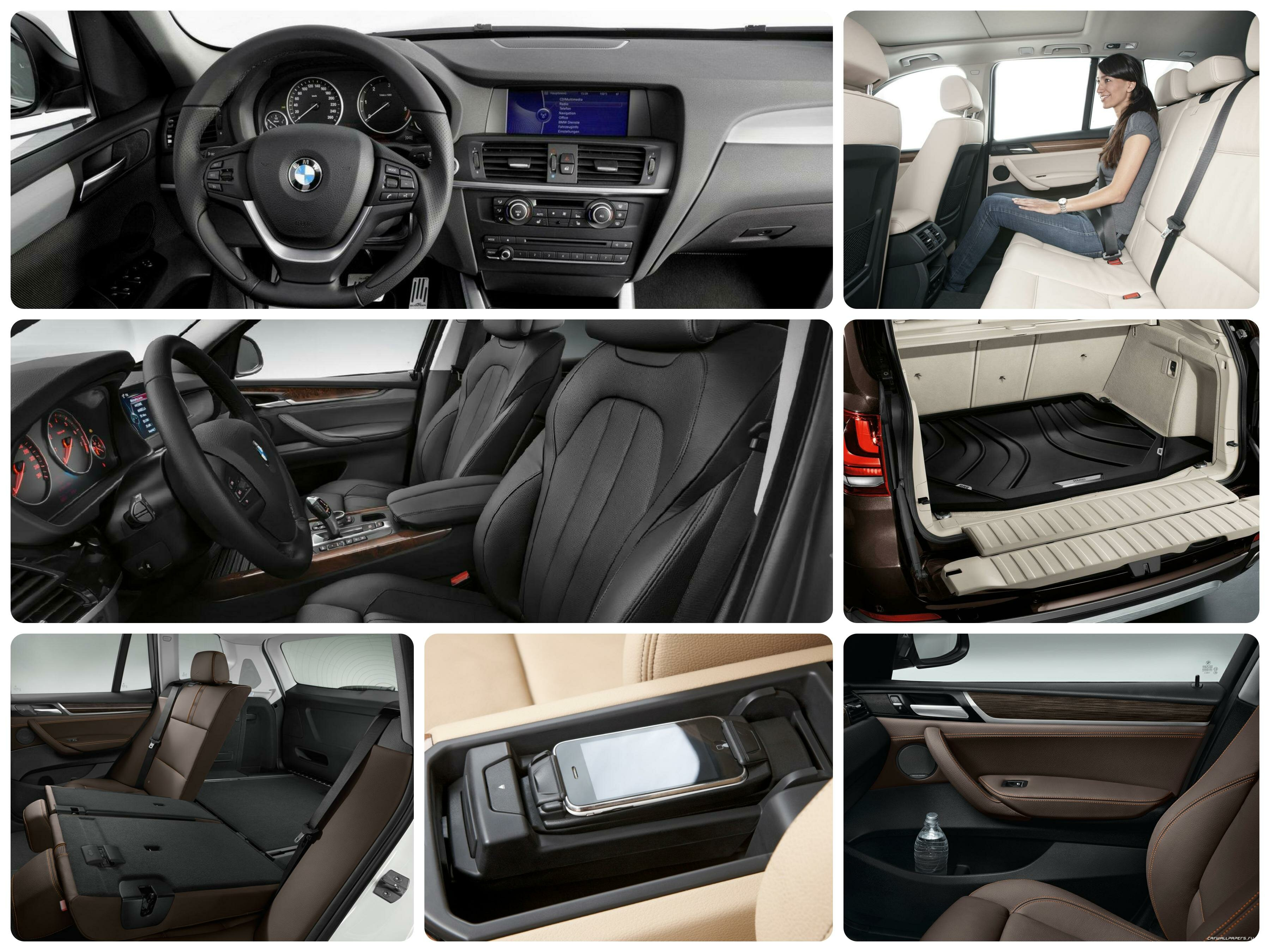 BMW x3 2017. Комплектации и цены, технические характеристики, старт продаж в России