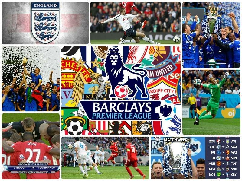 Чемпионат 2016-2017 матчей футбол результаты англии