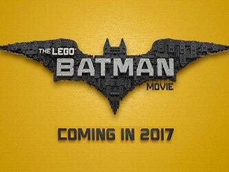 Лего фильм Бэтмен 2017