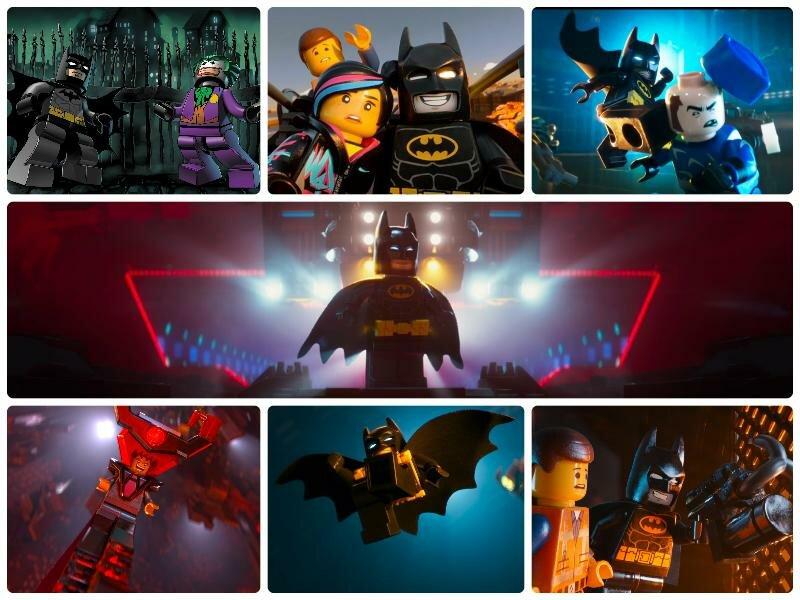 Лего фильм Бэтмен 2017. Актеры, дата выхода в России, смотреть трейлер
