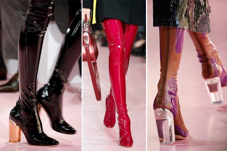 Модная обувь осень зима 2016 2017. Тенденции
