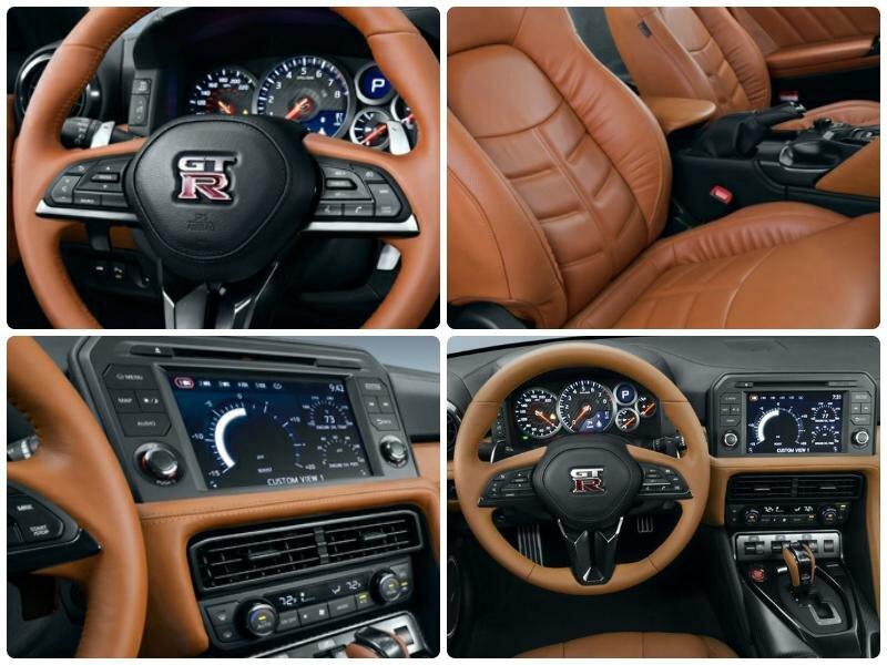 Nissan GTR 2017. Комплектации и цены, технические характеристики, старт продаж в России