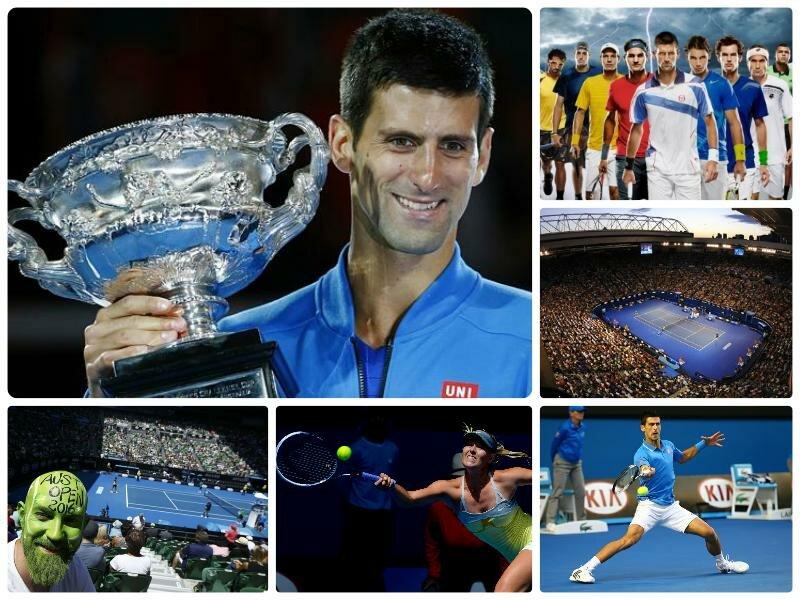 Australian Open 2017. Открытый чемпионат Австралии по большому теннису