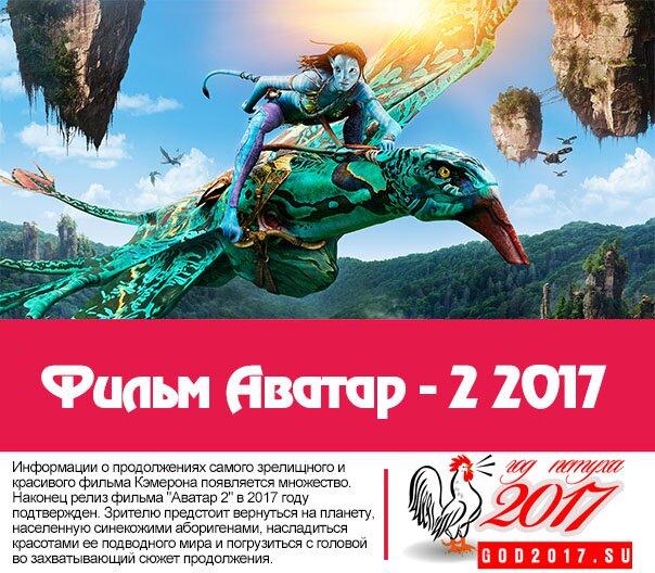 Фильм Аватар - 2 2017