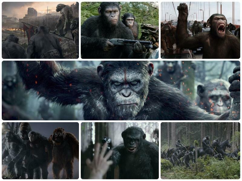 Фильм Война планеты обезьян 2017. Актеры, дата выхода в России, смотреть трейлер
