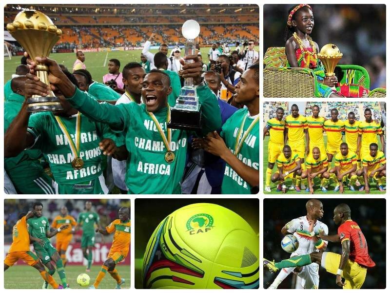 Кубок африканских наций 2017. Где пройдет