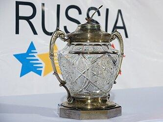 Кубок России по хоккею с мячом 2017