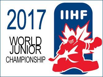 Молодёжный чемпионат мира по хоккею 2017