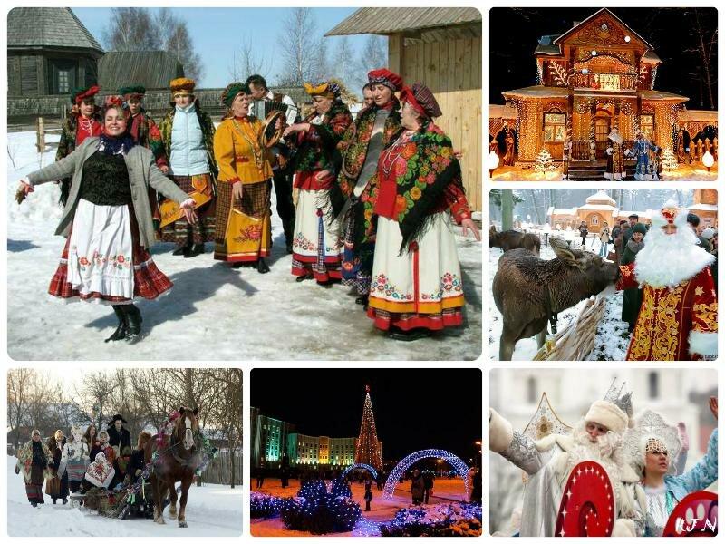 Новый год 2017 в Белоруссии. Отдых зимой, ранее бронирование новогодних туров