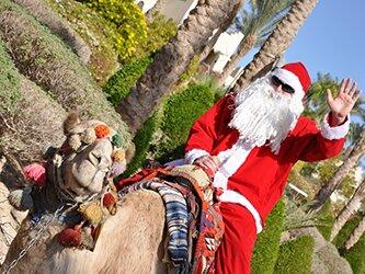 Новий рік в Єгипті 2017