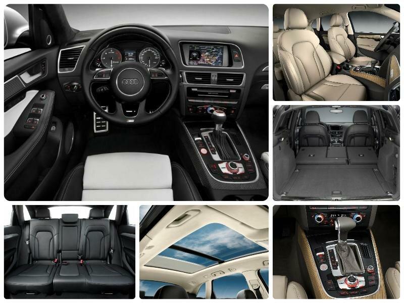 Audi Q5 2017. Подробный обзор, подлинные фото, тест драйв