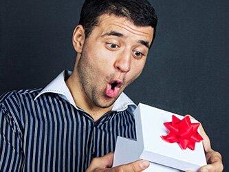 Что подарить на Новый 2017 год парню. Идеи подарков