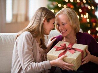 Что подарить на Новый год 2017 маме