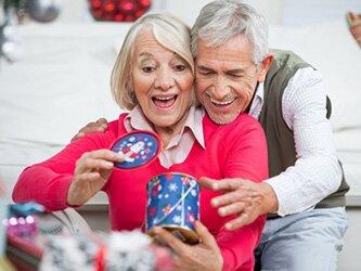 Что подарить на Новый год 2017 родителям