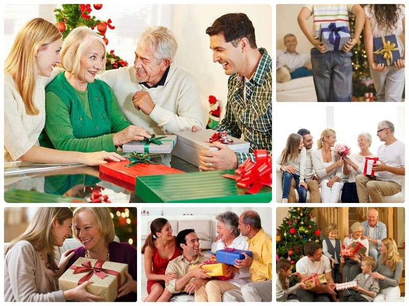 Что подарить на Новый год 2017 родителям. Идеи подарков