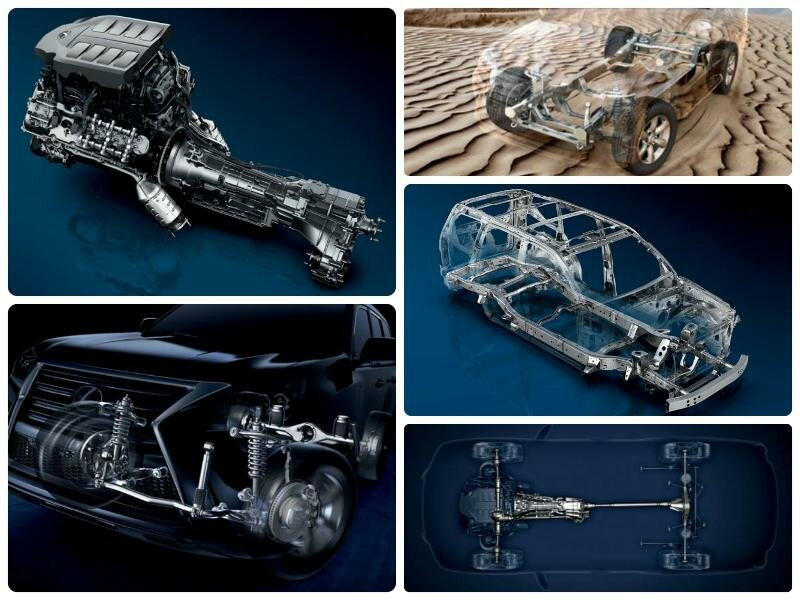Lexus GX 460 2017 new. Последние новости, характеристики, дата выхода, фото, тест драйв
