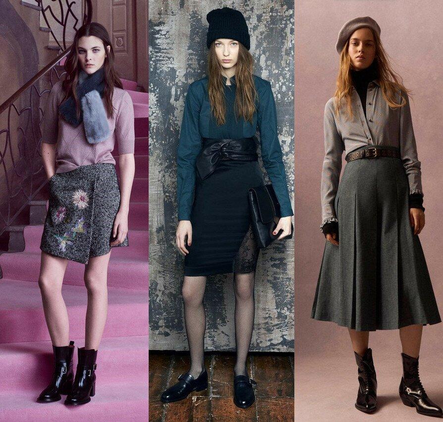 Модные тенденции осень-зима 2017 для полных