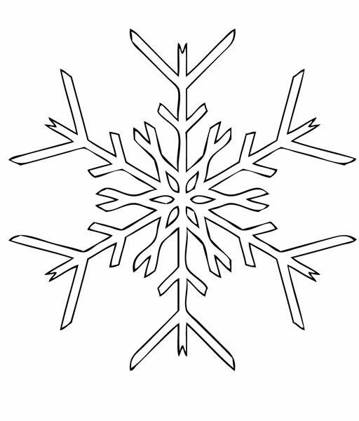 Новый год 2017 шаблоны снежинки