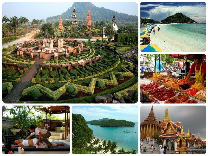 Отдых в Тайланде в январе 2017. Бронирование туров