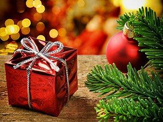 Подарки на Новый год 2017
