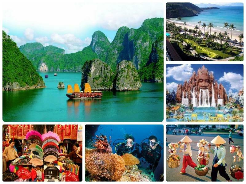 Туры во Вьетнам в январе 2017. Отдых, раннее бронирование, погода