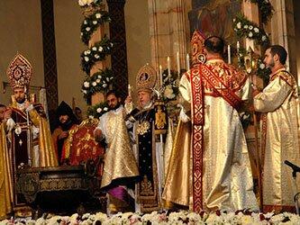 Армянское Рождество в 2017 году