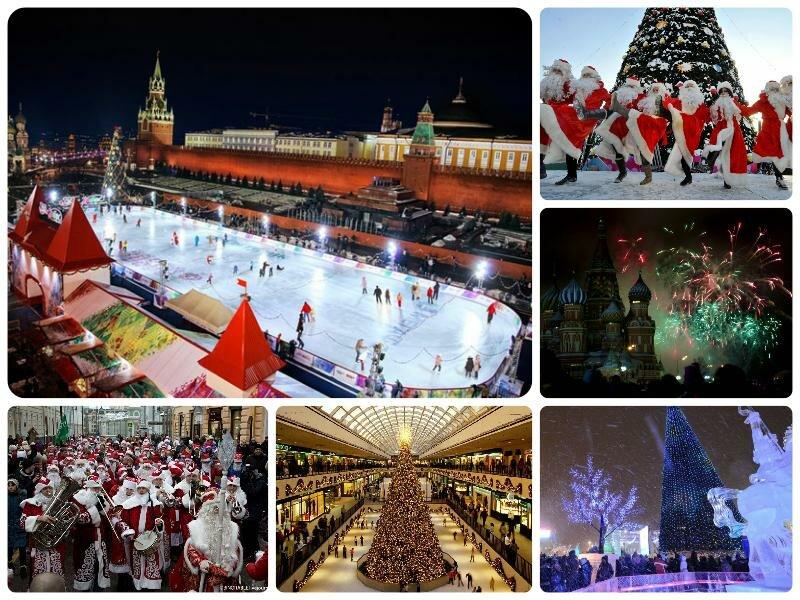 Куда сходить в Новогодние праздники 2017 в Москве. Что посмотреть с детьми