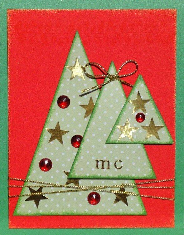 Конспект урока оформление новогодней открытки