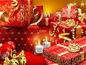 Новогодние подарки 2017 от производителя