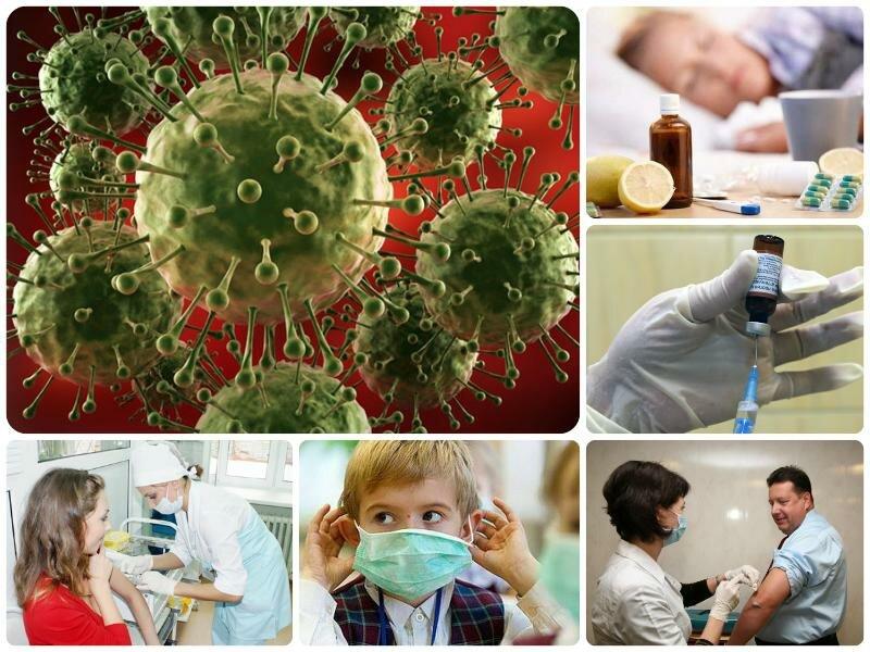 Прививка от гриппа 2016 - 2017