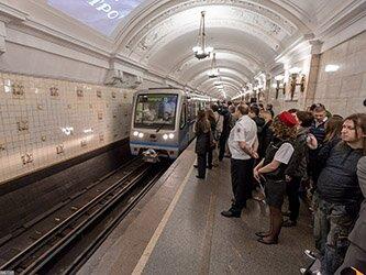 Работа метро в новогоднюю ночь 2017 в Москве