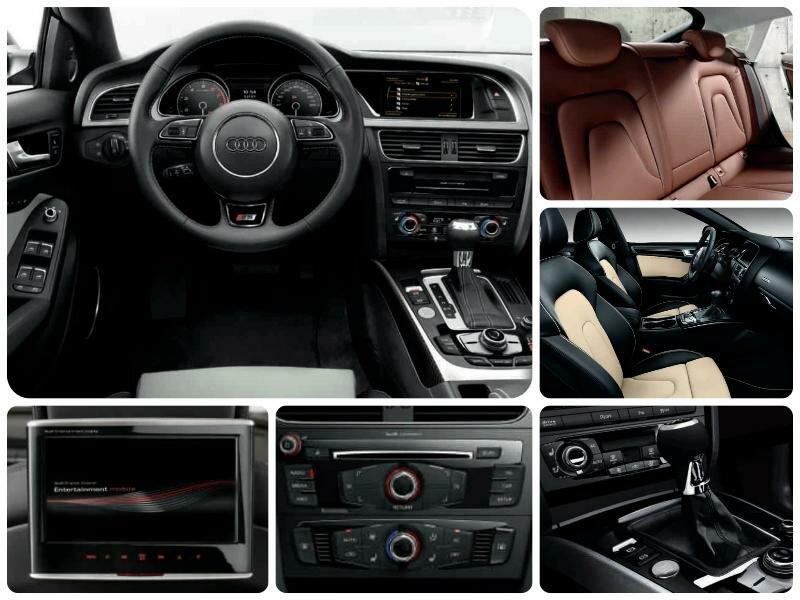 Audi A5 2017. Обзор, фото, тест драйв