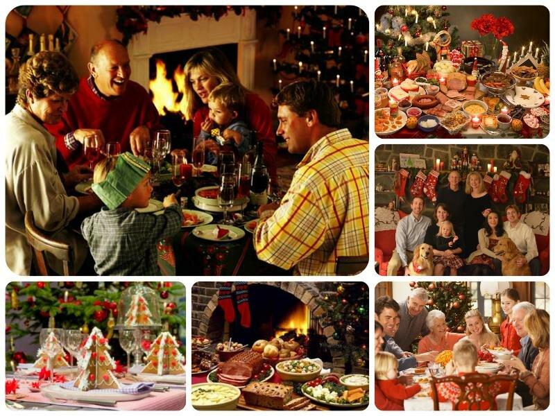 Что приготовить на Рождество 2017. Рождественское меню