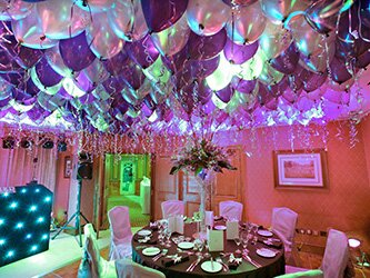 Как украсить комнату на Новый год 2017 своими руками