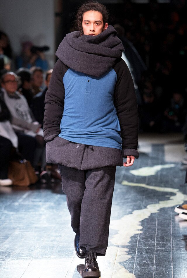 Мода осень-зима 2016 - 2017 мужская