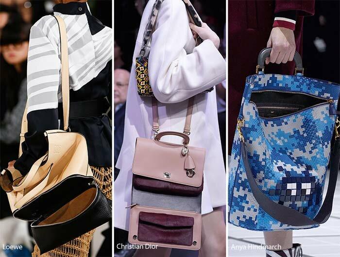 Модные сумки осень-зима 2016 - 2017