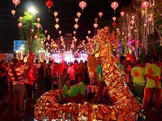 Новый год 2017 в Таиланде