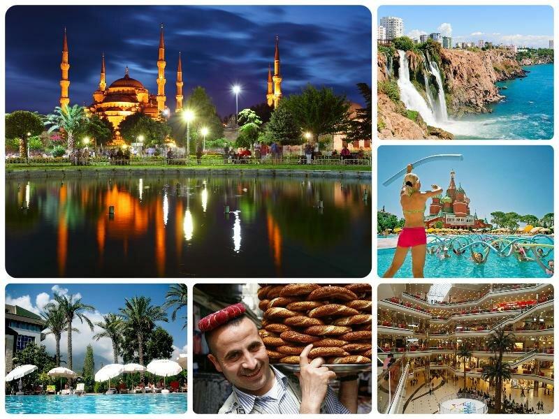 Отдых в Турции в 2017 году. Цены, все включено