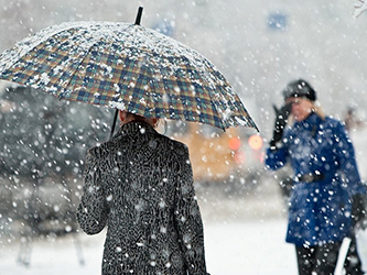 Будет ли снег на Новый год 2017 в Москве