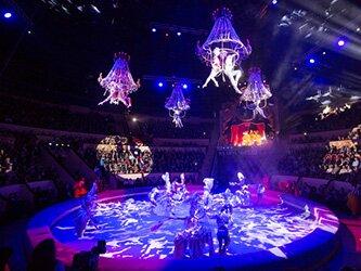 Цирк на Фонтанке. Новогоднее представление 2016 - 2017