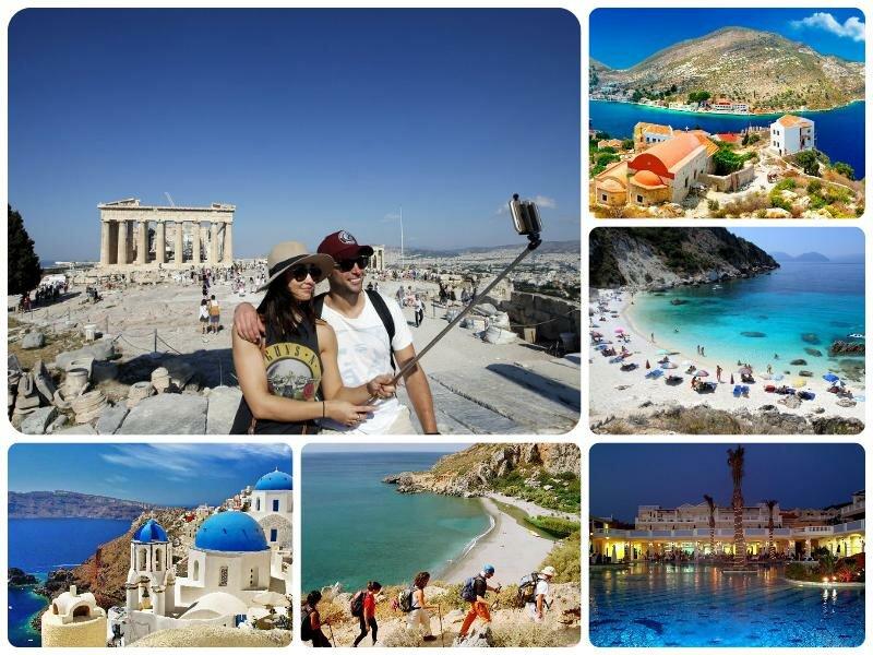 Греция отдых 2017. Бронирование туров